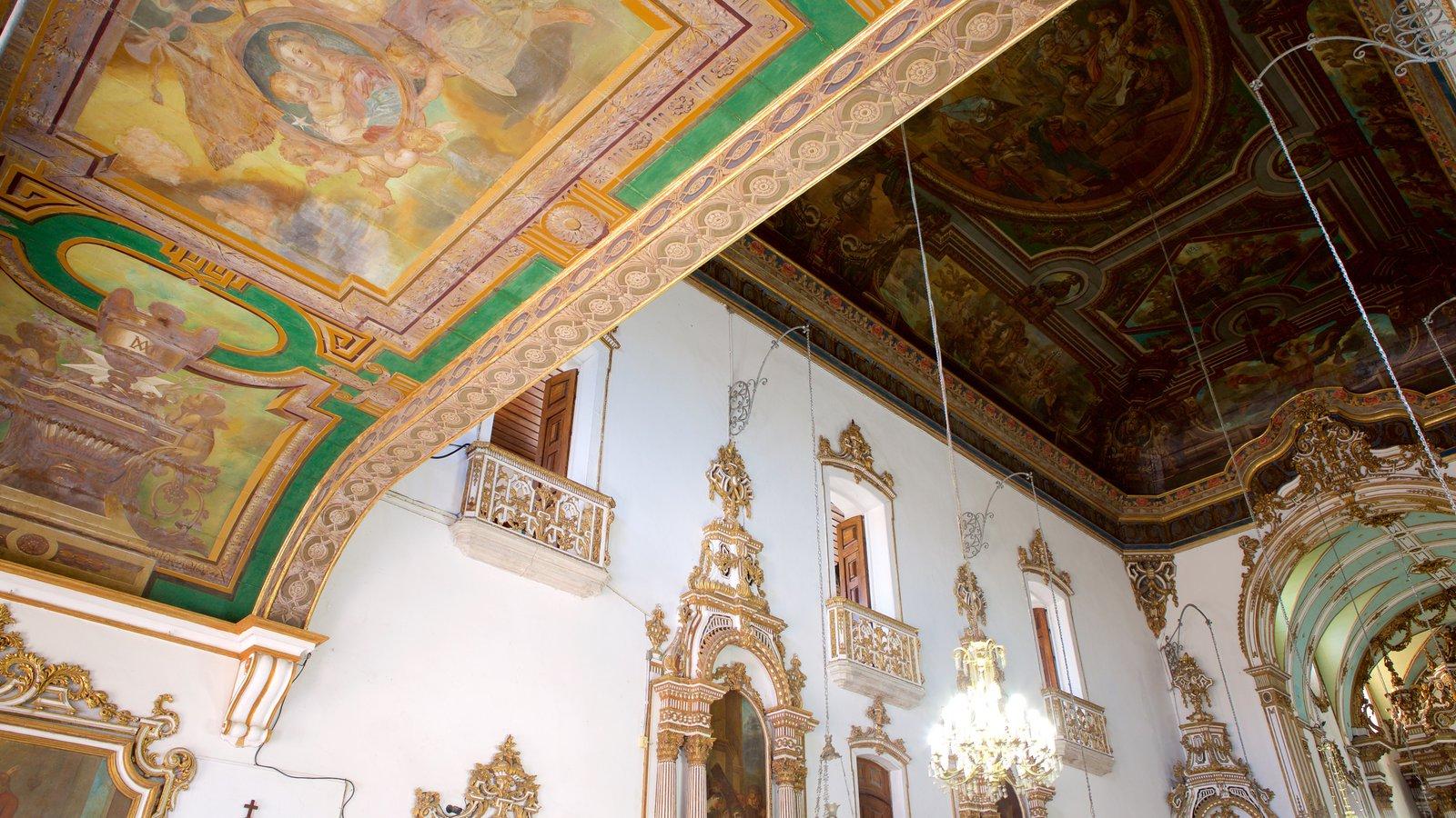 Igreja do Nosso Senhor do Bonfim caracterizando arte e uma igreja ou catedral