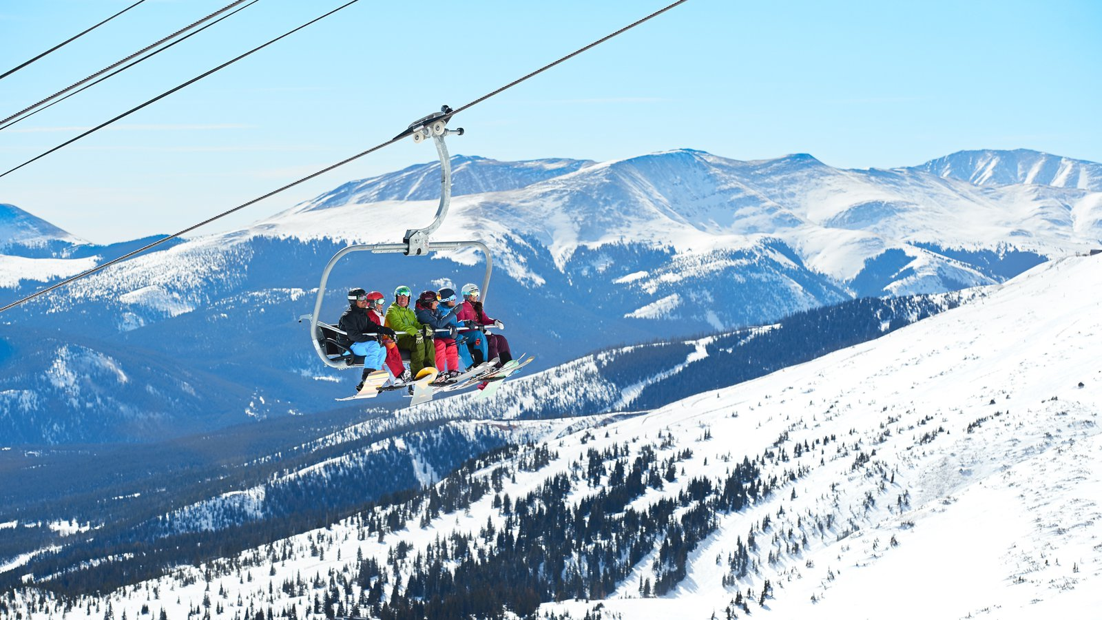 mountain pictures: view images of breckenridge ski resort