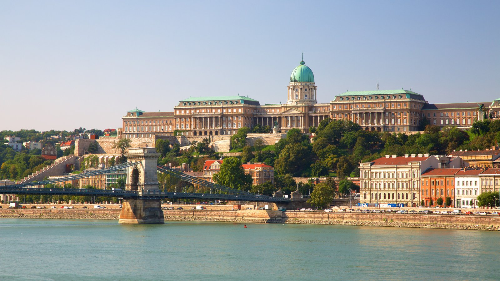 Historic Buildings Pictures View Images Of Buda Castle