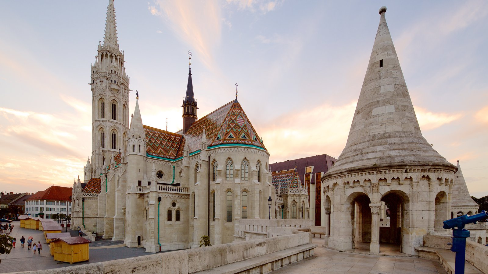 Religious Pictures View Images Of Matthias Church