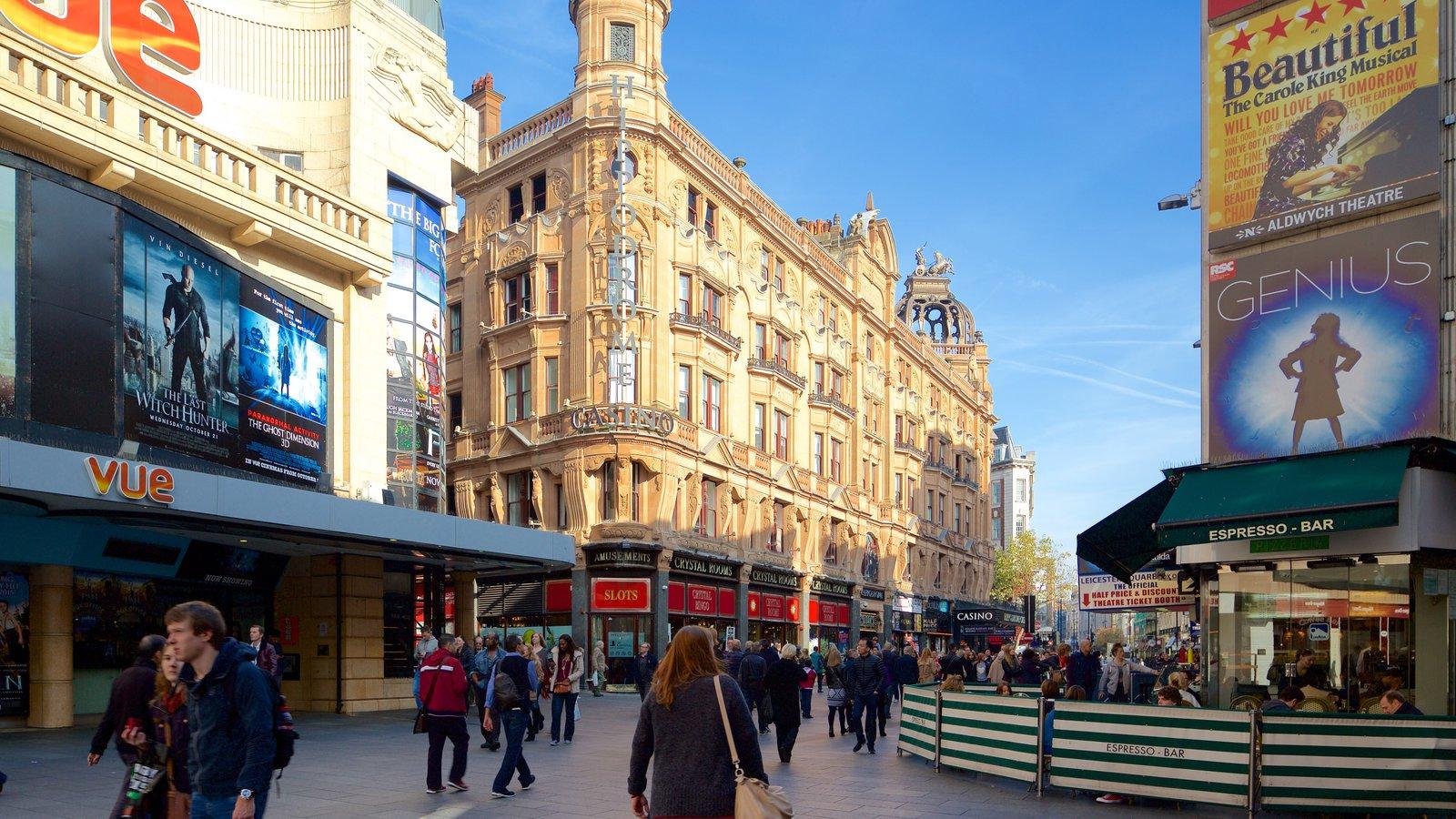 Leicester Square Pictu...
