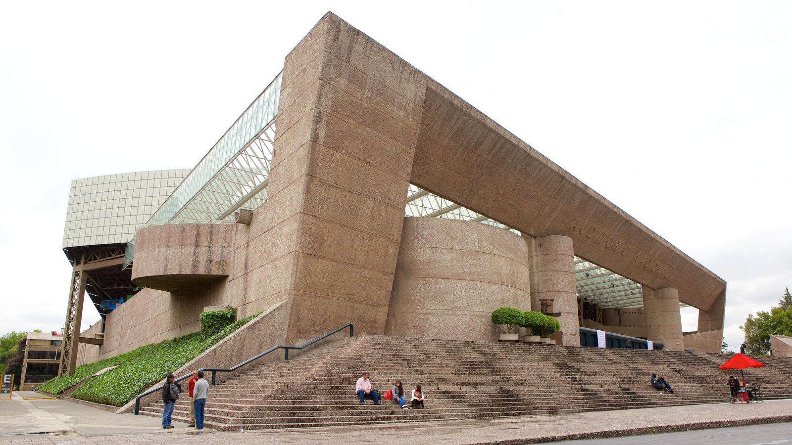 Modern Architecture Pictures View Images Of Auditorio Nacional