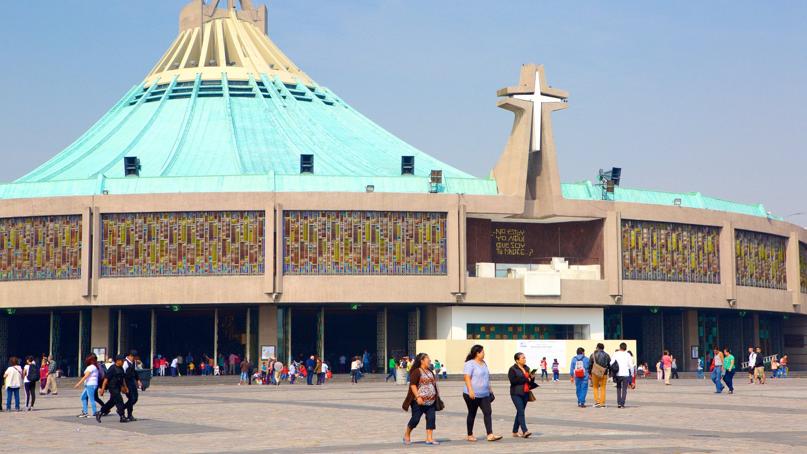 Modern Architecture Pictures: View Images of Basilica of ...