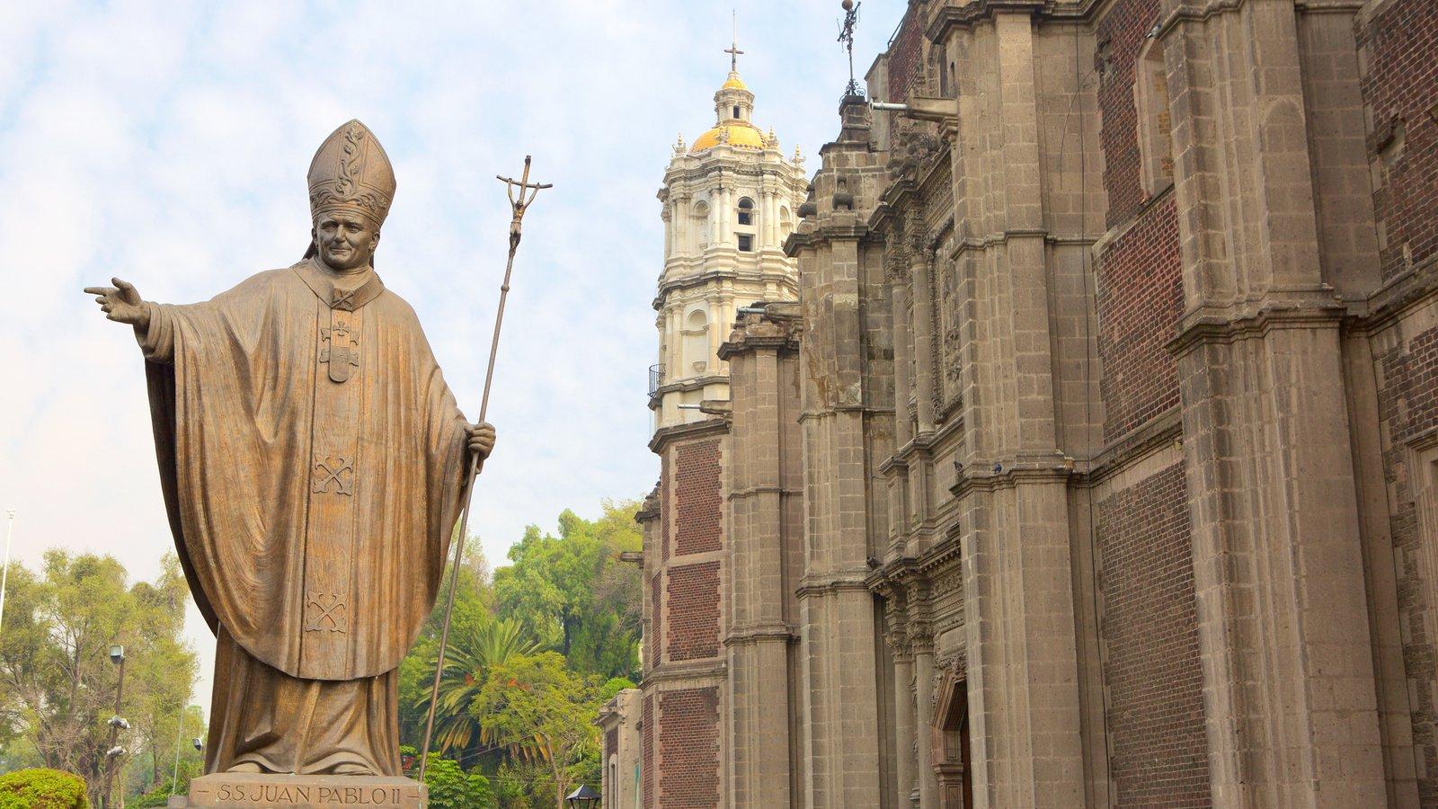 the significance of nuestra senora de guadalupe in mexico 19072018 basilica of guadalupe: basilica of guadalupe, roman catholic church that is the chief religious centre of mexico, located in villa de guadalupe hidalgo, a.