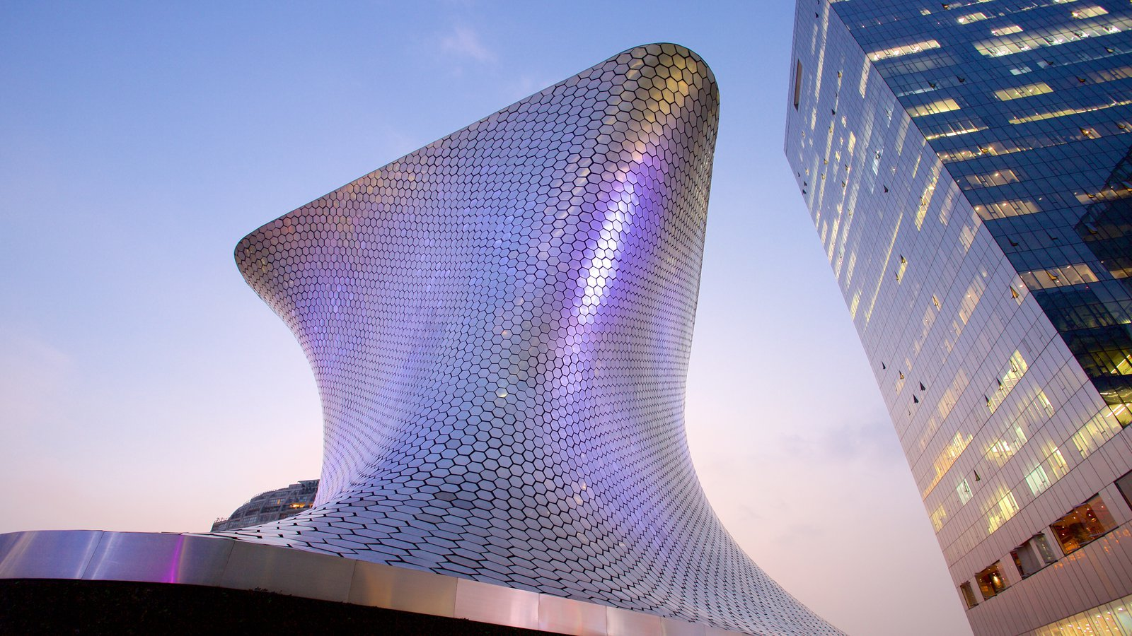 Modern Architecture City modern architecture pictures: view images of mexico city