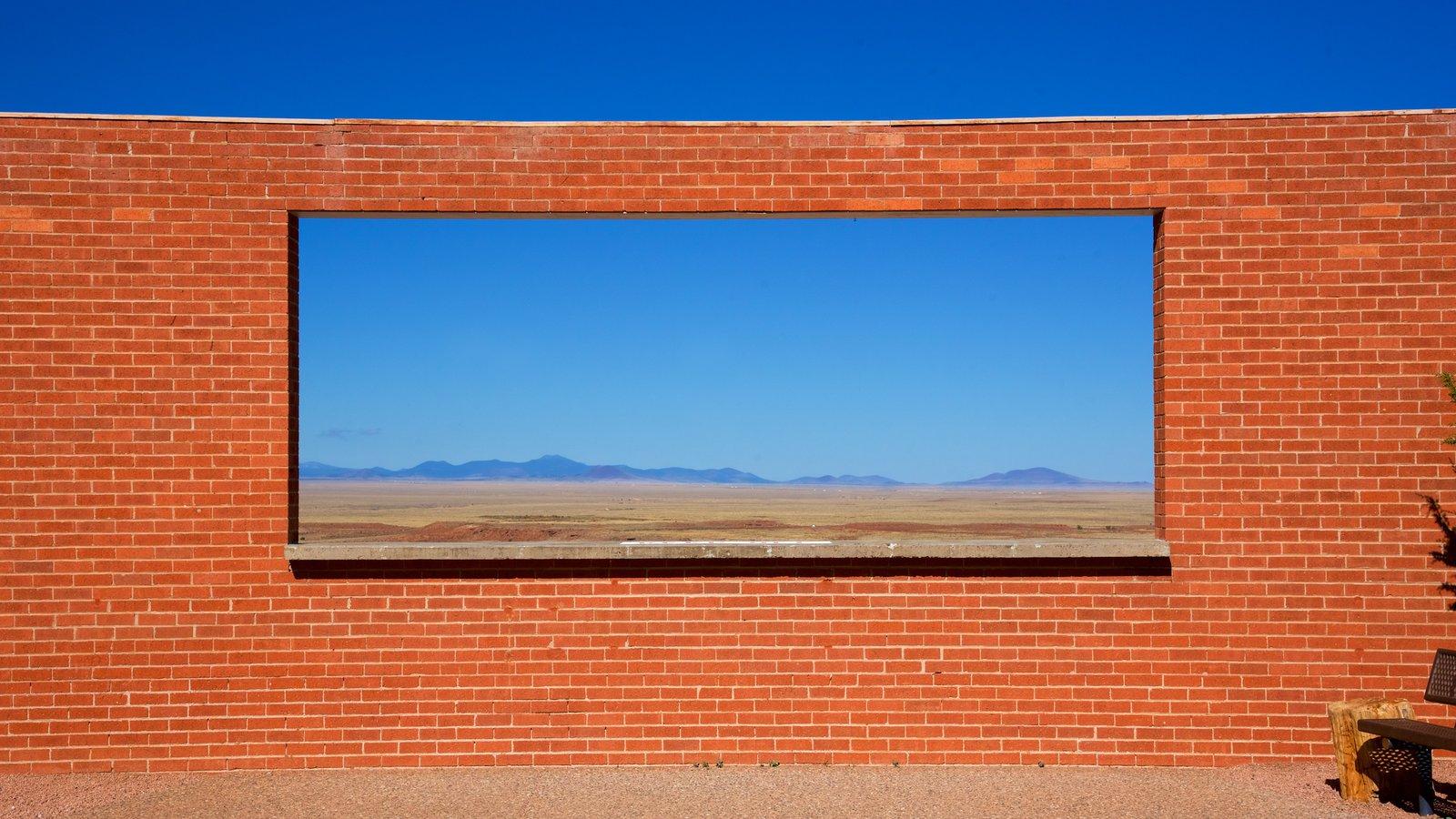 Flagstaff mostrando paisagem, cenas tranquilas e paisagens do deserto