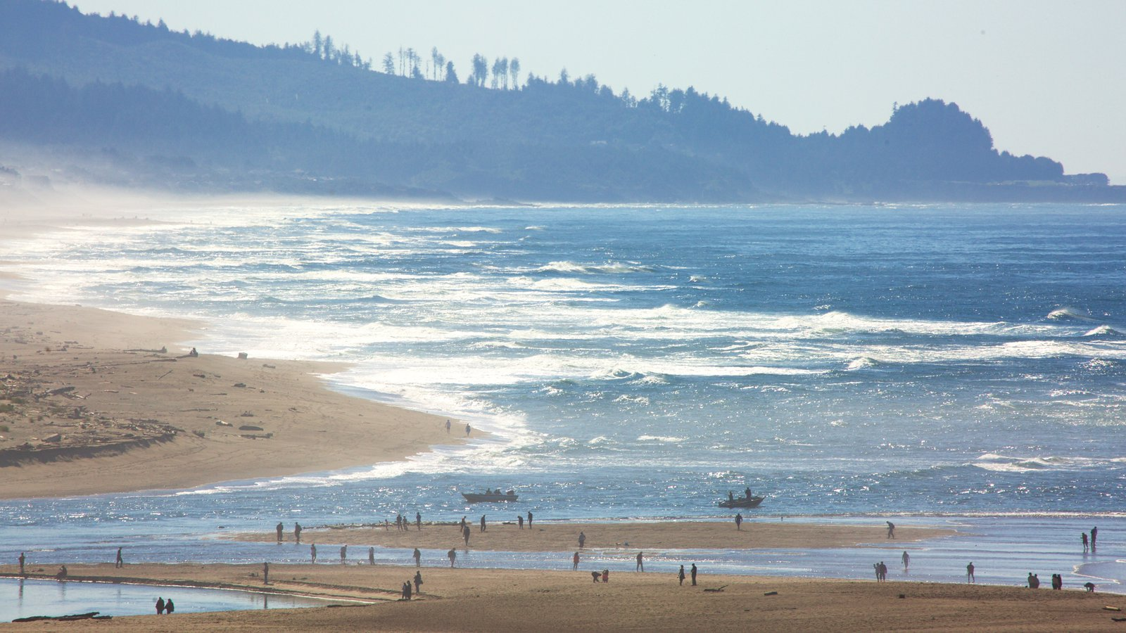 Lincoln City Which Includes General Coastal Views Landscape And A Sandy Beach