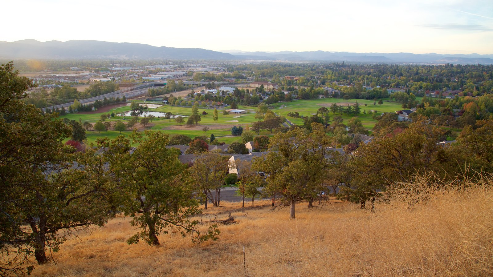 Medford which includes landscape views