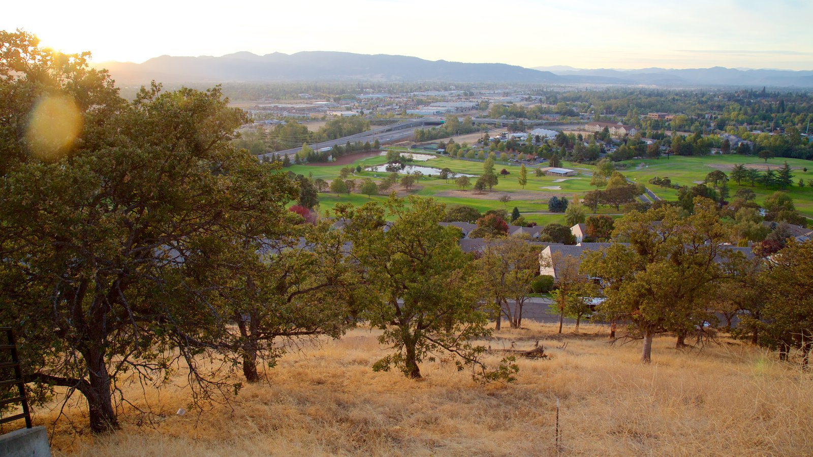 Oregón que incluye vistas de paisajes