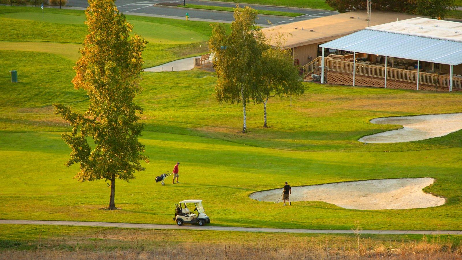 Medford que incluye vistas de paisajes y golf