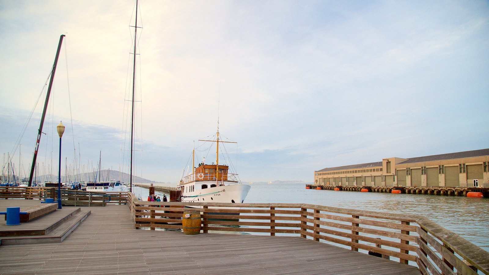 fishermans wharf essay Restaurants dine at the wharf the best restaurants in dc have found a new home at the wharf residents and visitors alike can take advantage of fine dining, casual cafes, and gourmet on the go on the waterfront.