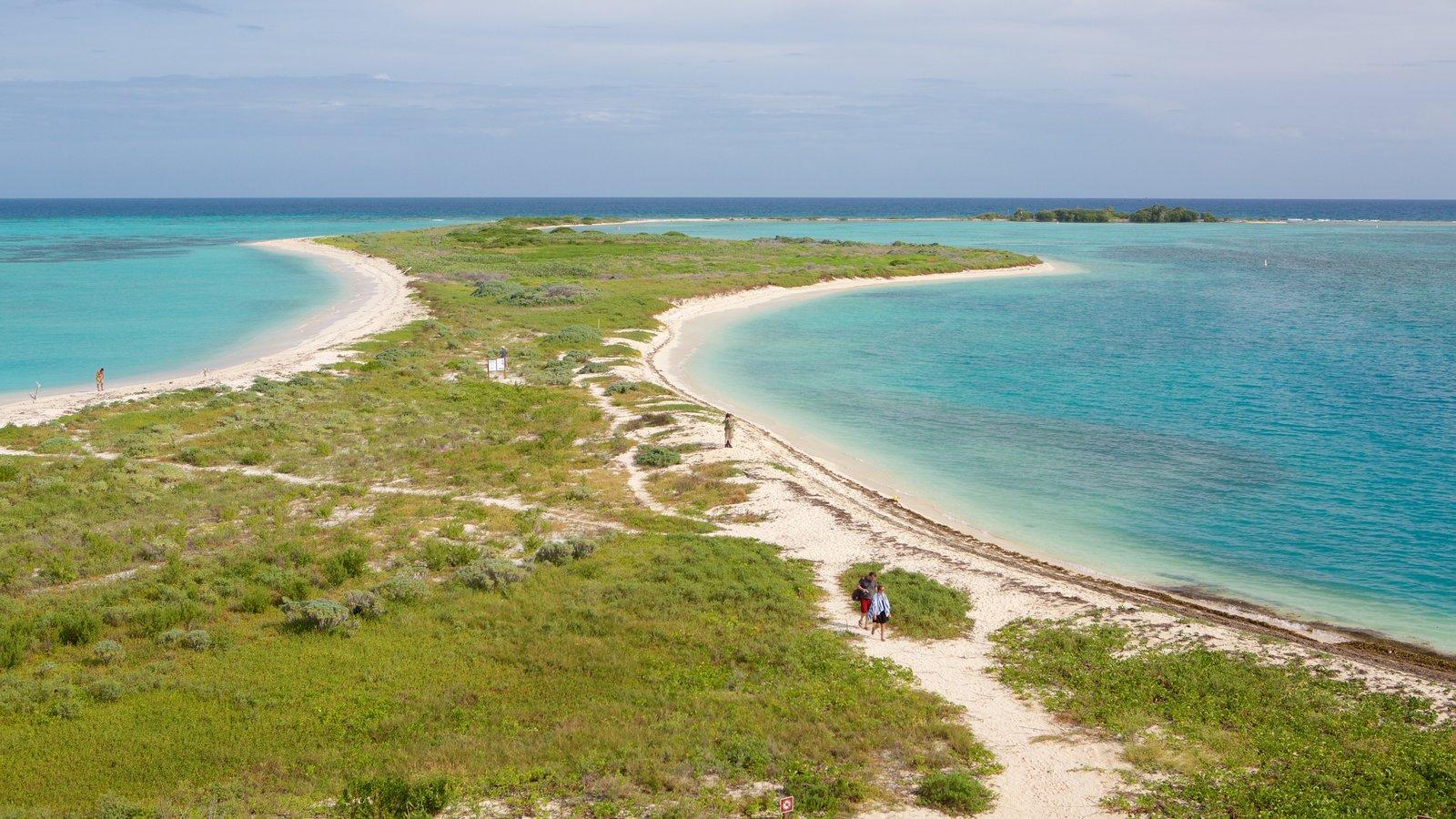 Flórida Keys caracterizando paisagens litorâneas