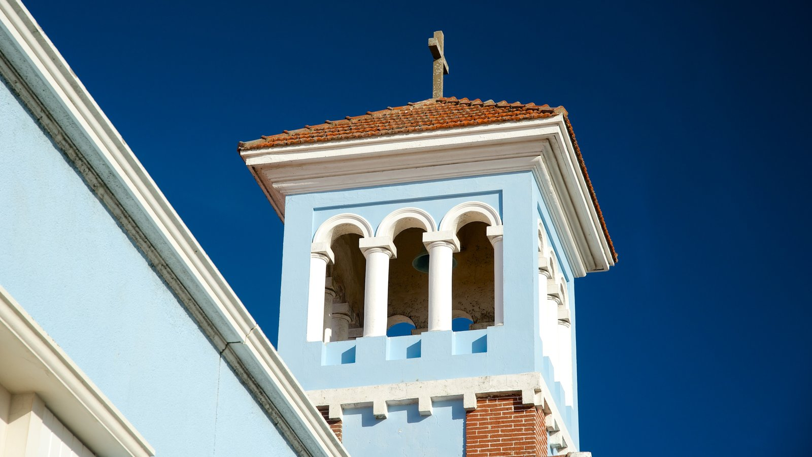 Igreja da Candelária que inclui arquitetura de patrimônio e uma igreja ou catedral