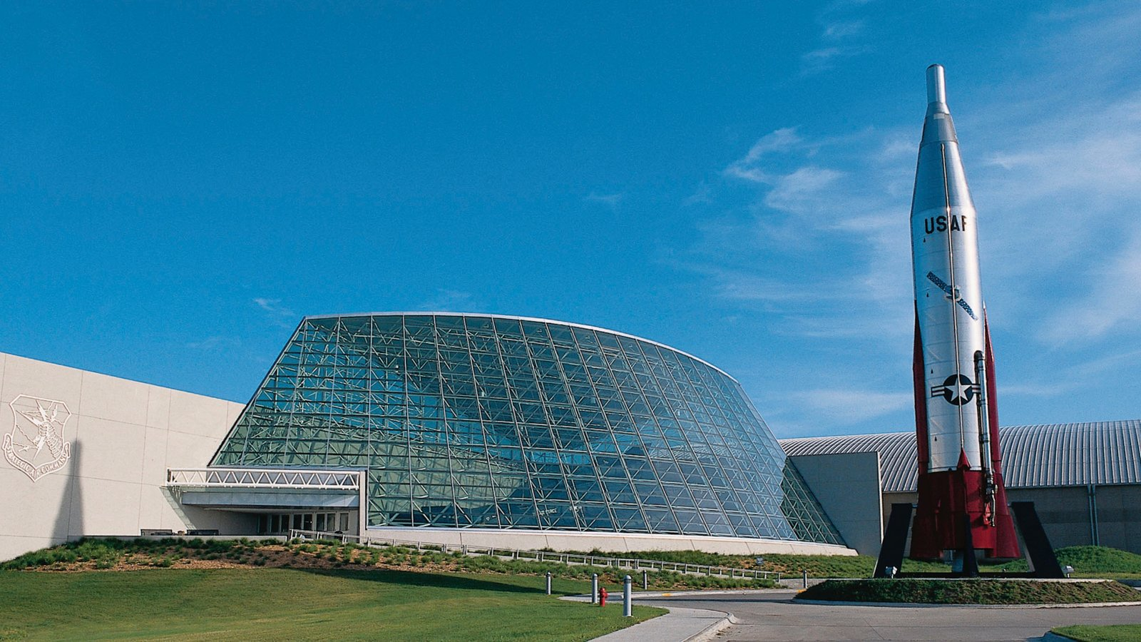 strategic air and space museum which includes modern architecture - Modern Architecture Museum