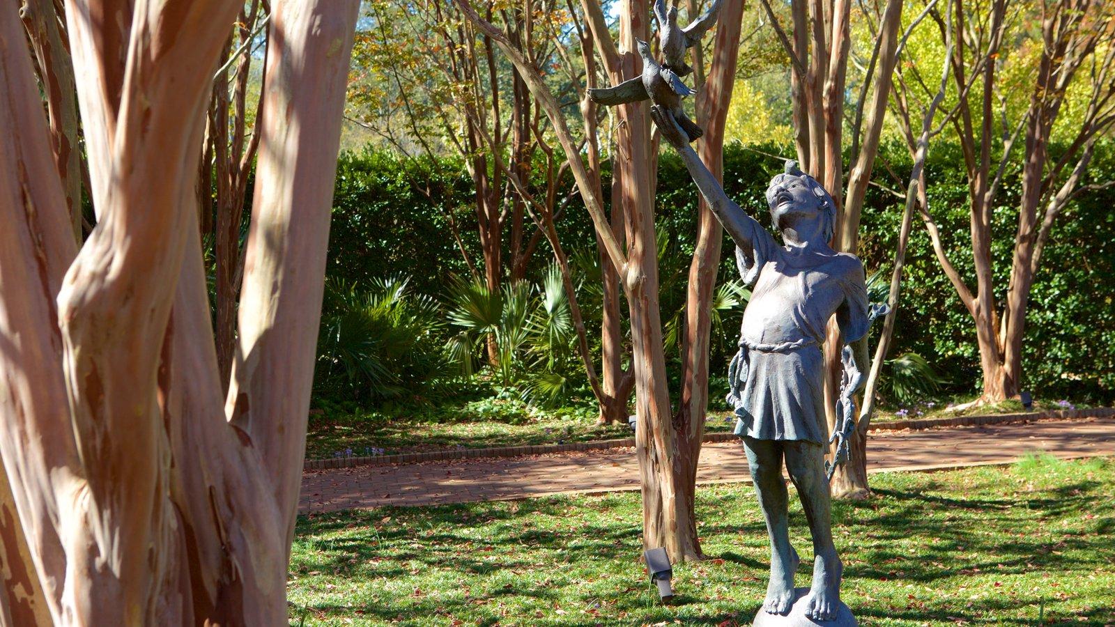Garden: Daniel Stowe Botanical Garden