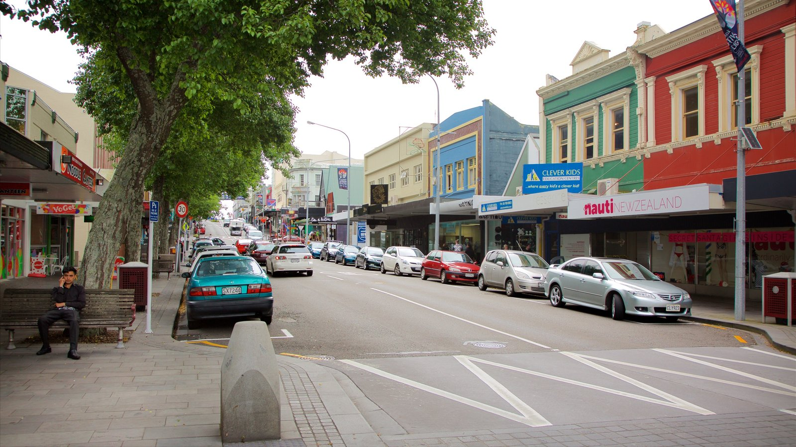Downtown Pictures View Images Of New Plymouth