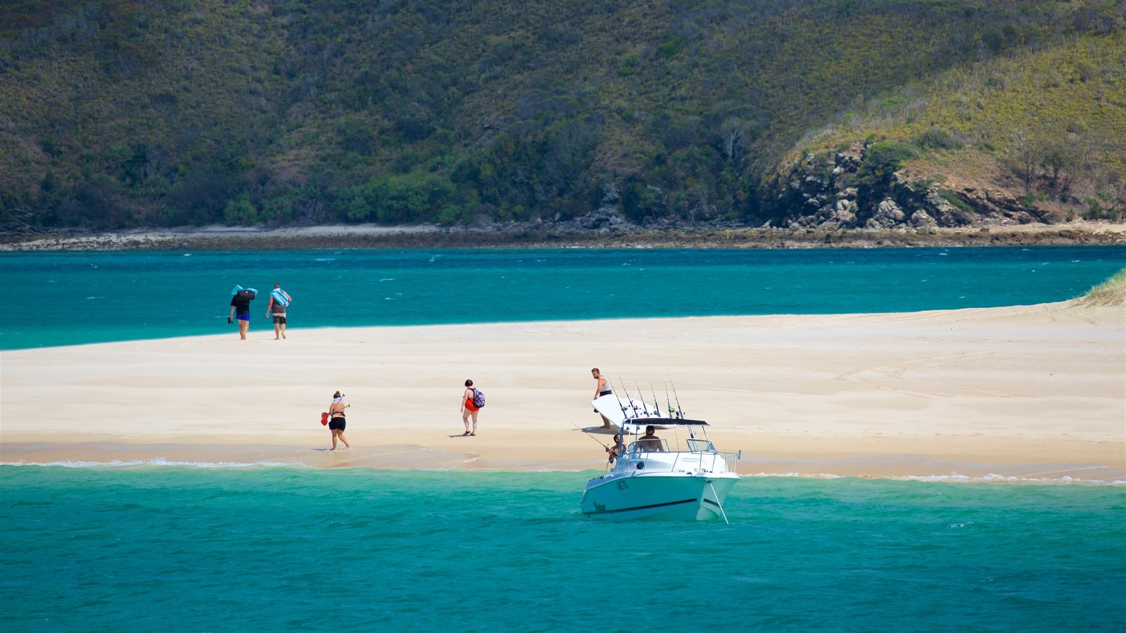 great keppel island Great keppel island adventures is part of the great barrier reef off rockhampton queensland offering water sports - jet ski's, fishing, kayaking, snorkelling 7 days a week.