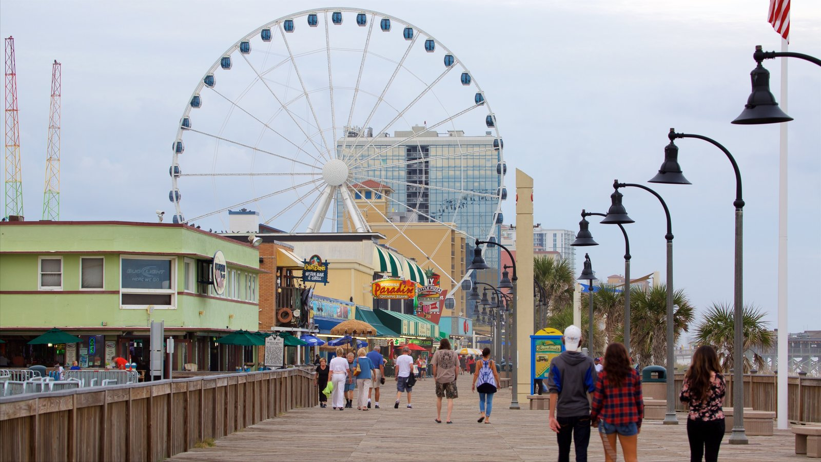 Myrtle Beach Boardwalk Pictures View Photos Images Of