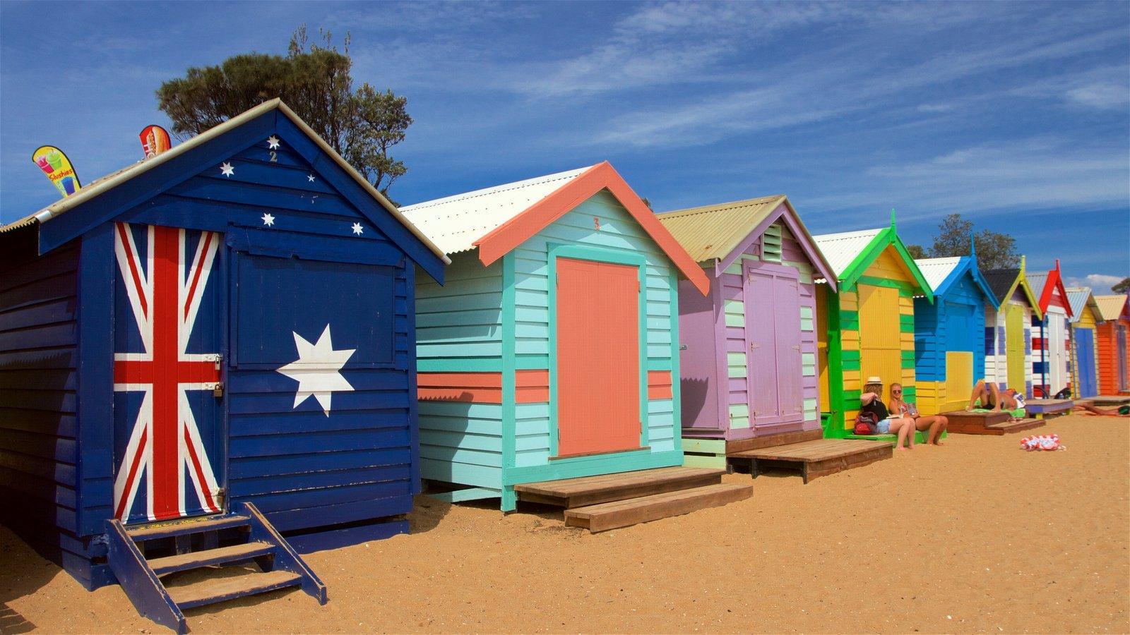 Picture Of A Beach Hut
