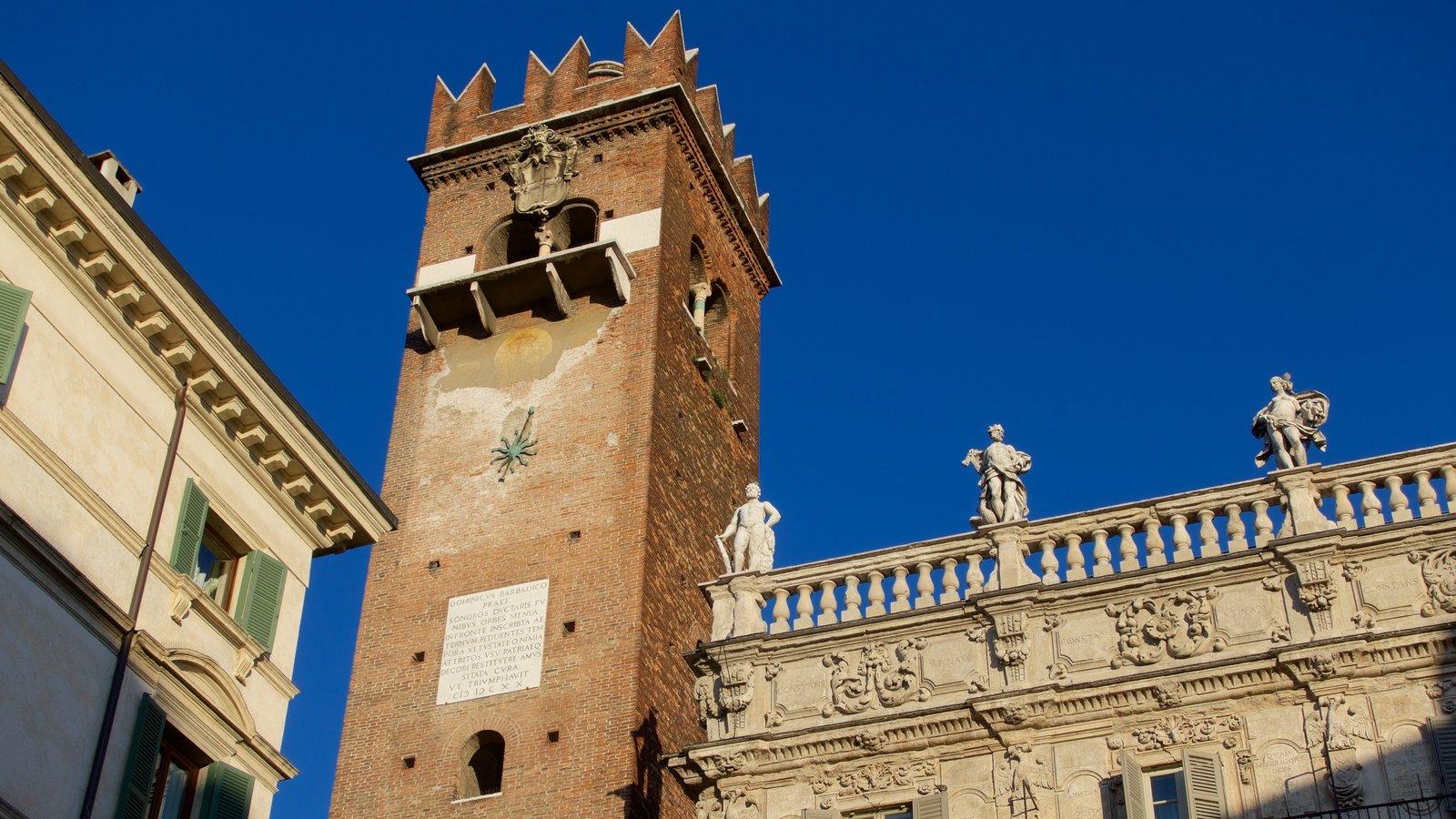 Verona showing heritage architecture