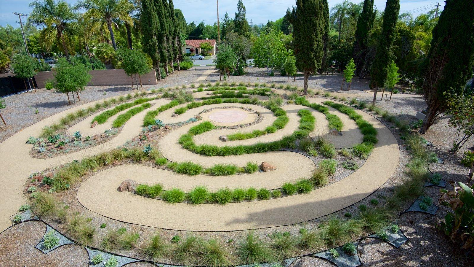 Bay Area que inclui um parque