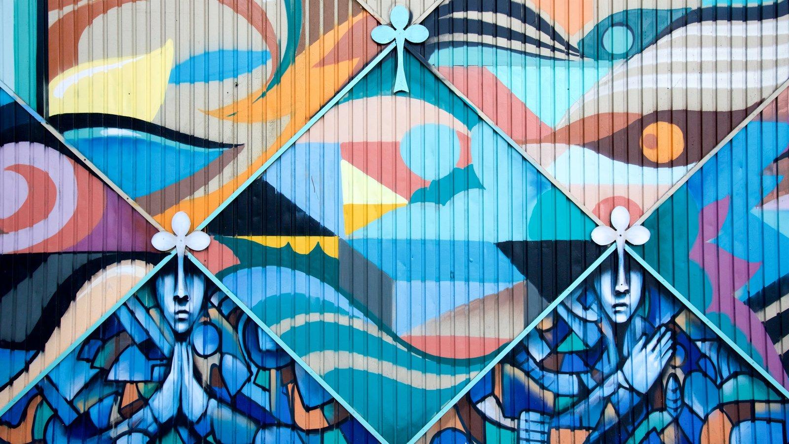 Sacramento que inclui arte ao ar livre