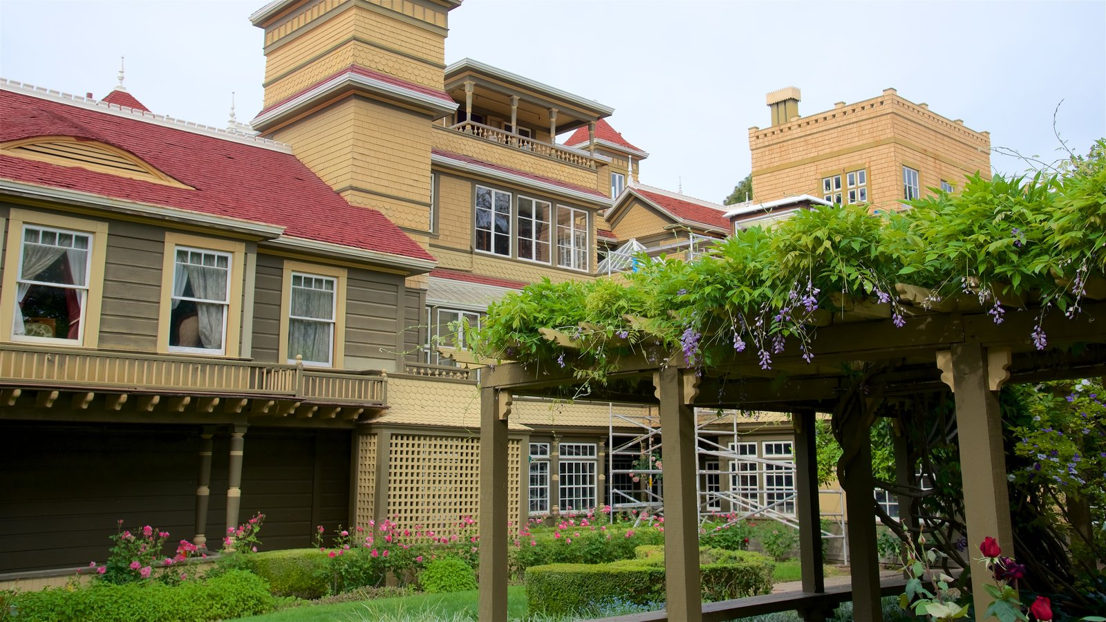 museum pictures view images of winchester mystery house