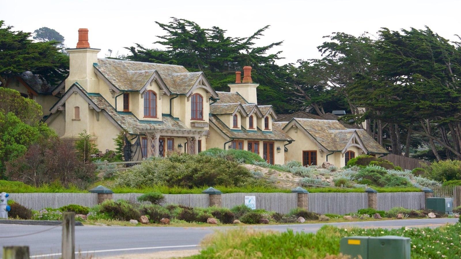 17-Mile Drive caracterizando uma casa