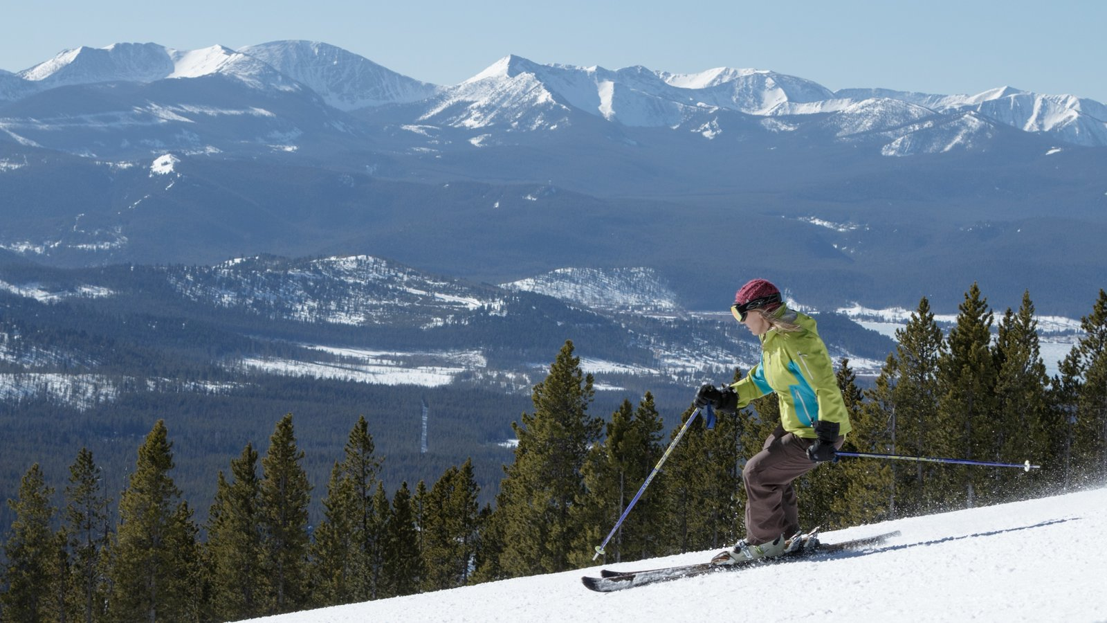action & adventure pictures: view images of discovery ski area