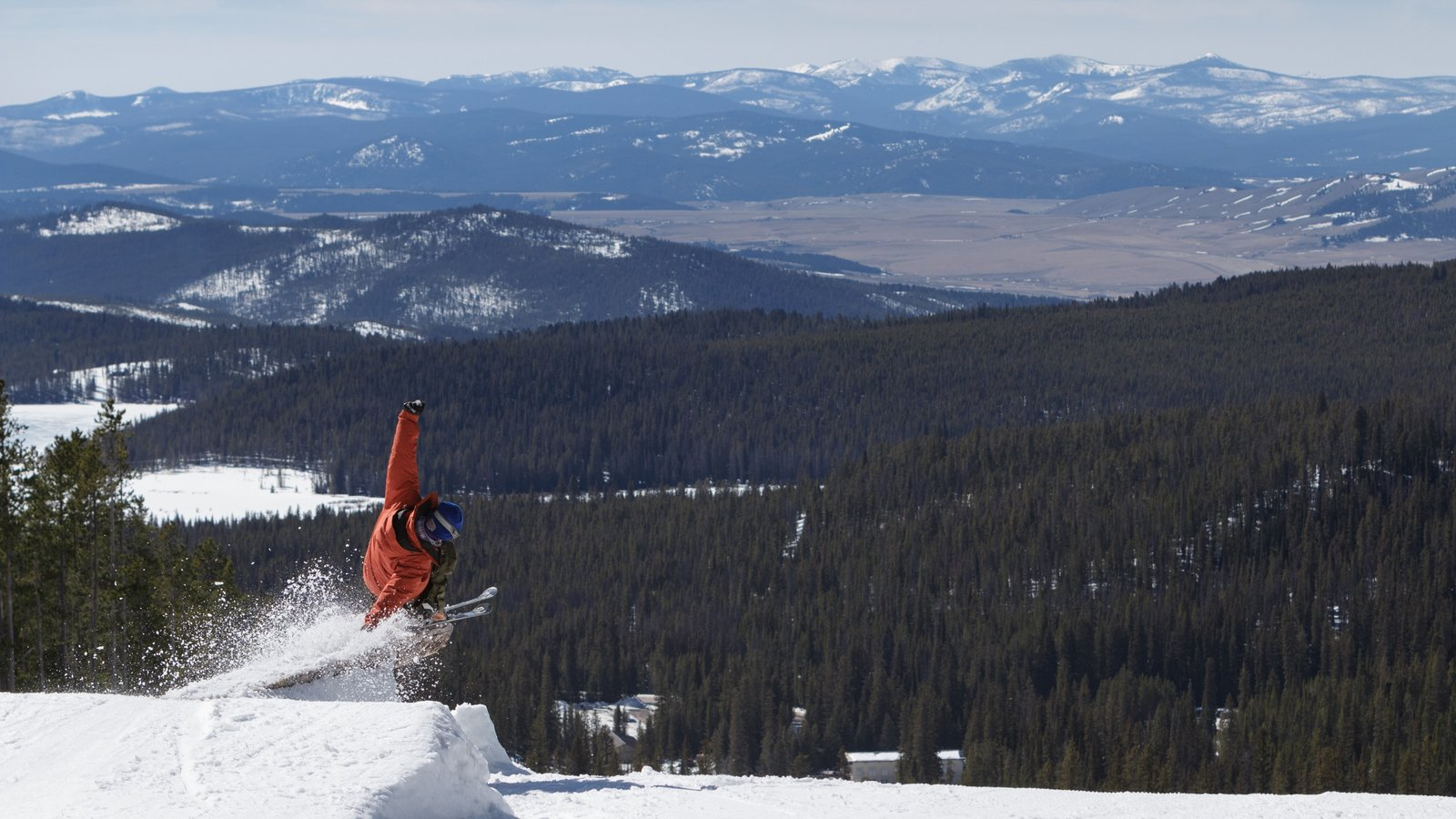 winter pictures: view images of discovery ski area