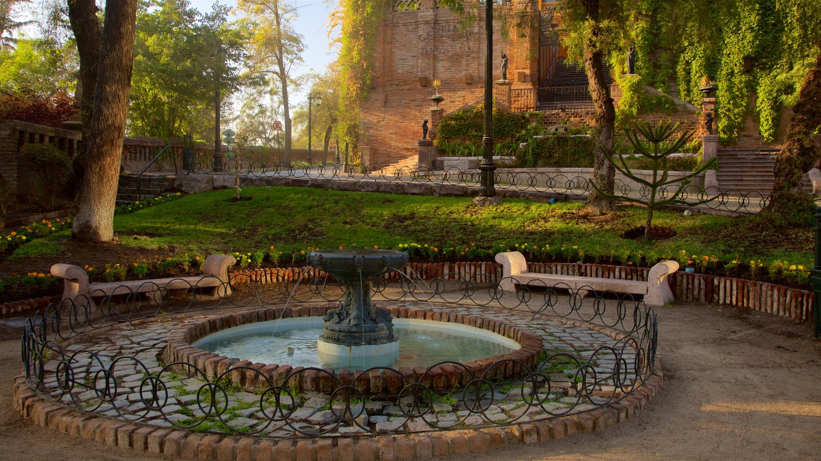 Gardens & Parks Pictures: View Images of Santiago Metropolitan Region
