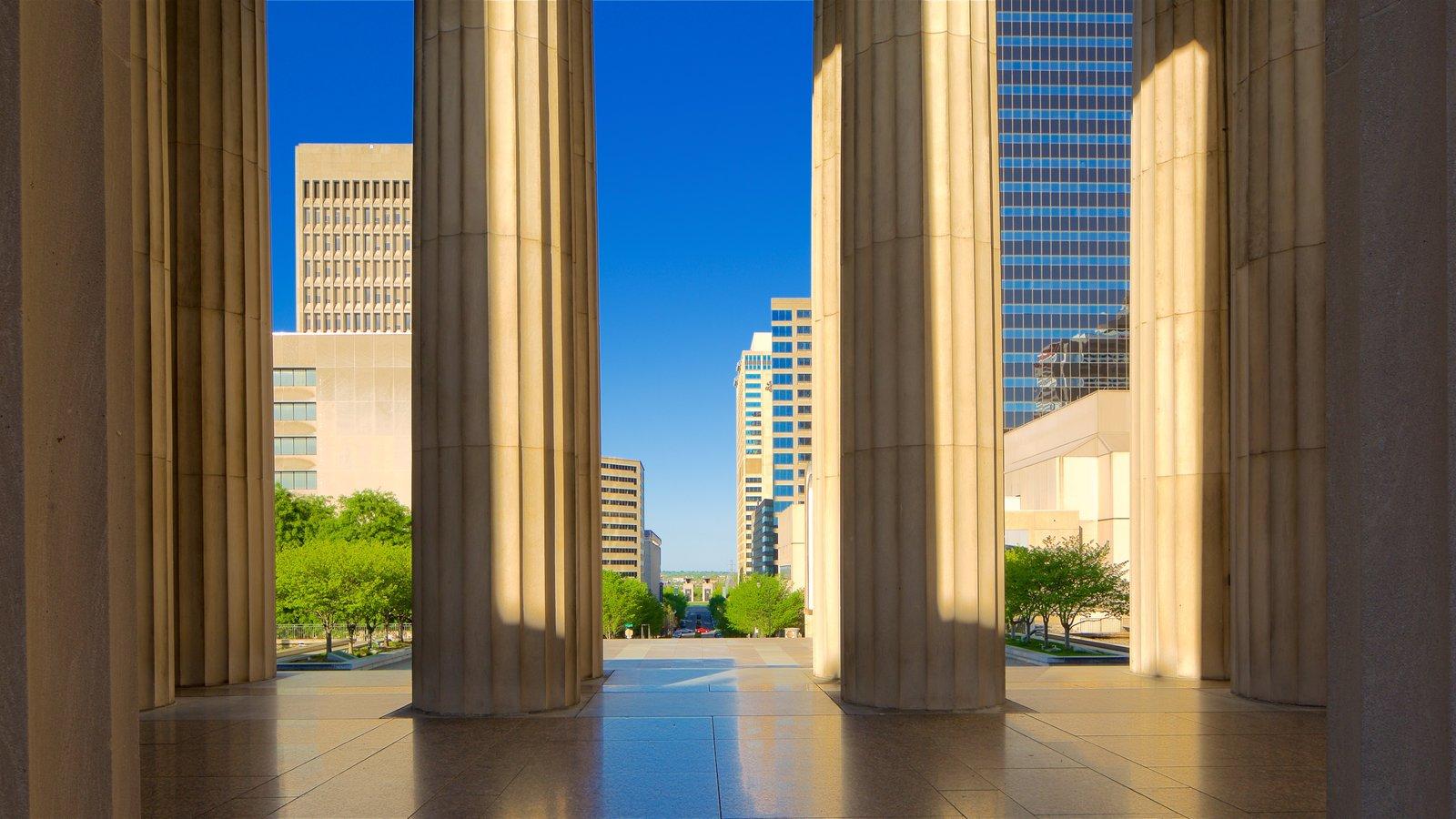 Nashville que incluye elementos del patrimonio