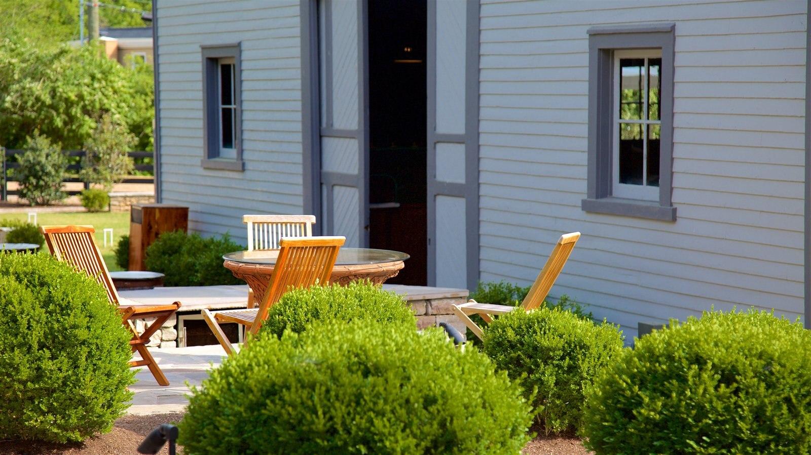 Belle Meade Plantation ofreciendo una casa