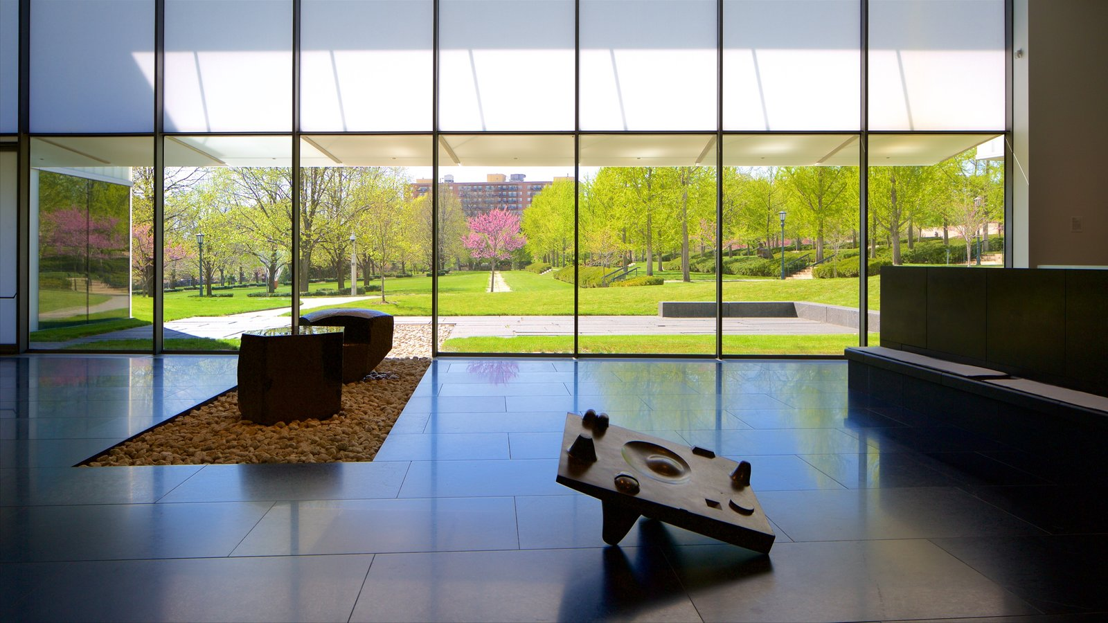 Nelson Atkins Museum Of Art Which Includes Modern Architecture And Interior Views