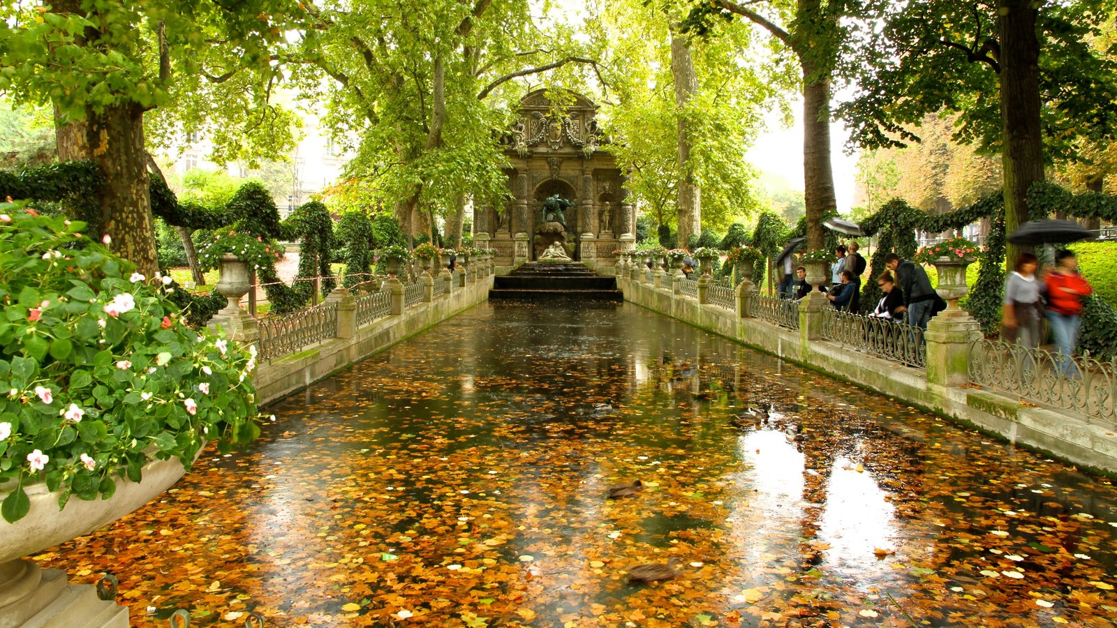 Luxembourg gardens pictures view photos images of for Jardin en france