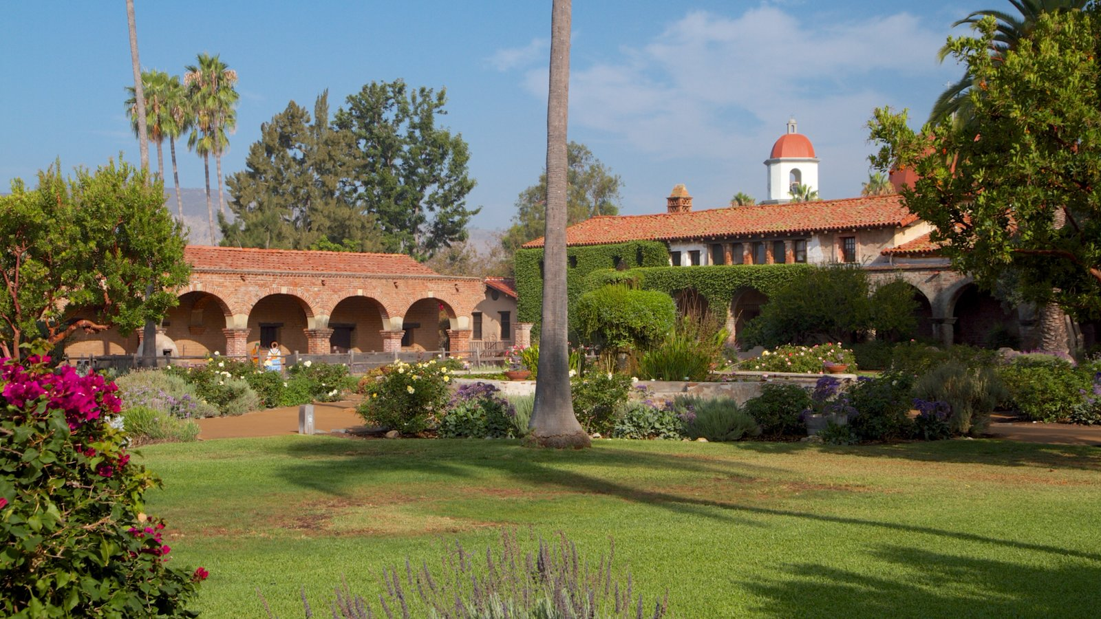 Landscape Pictures: View Images of Mission San Juan Capistrano