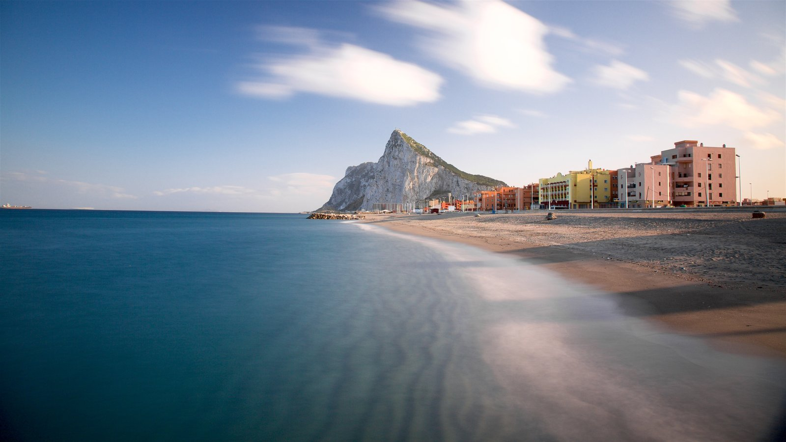 Gibraltar - The Rock Of Gibraltar