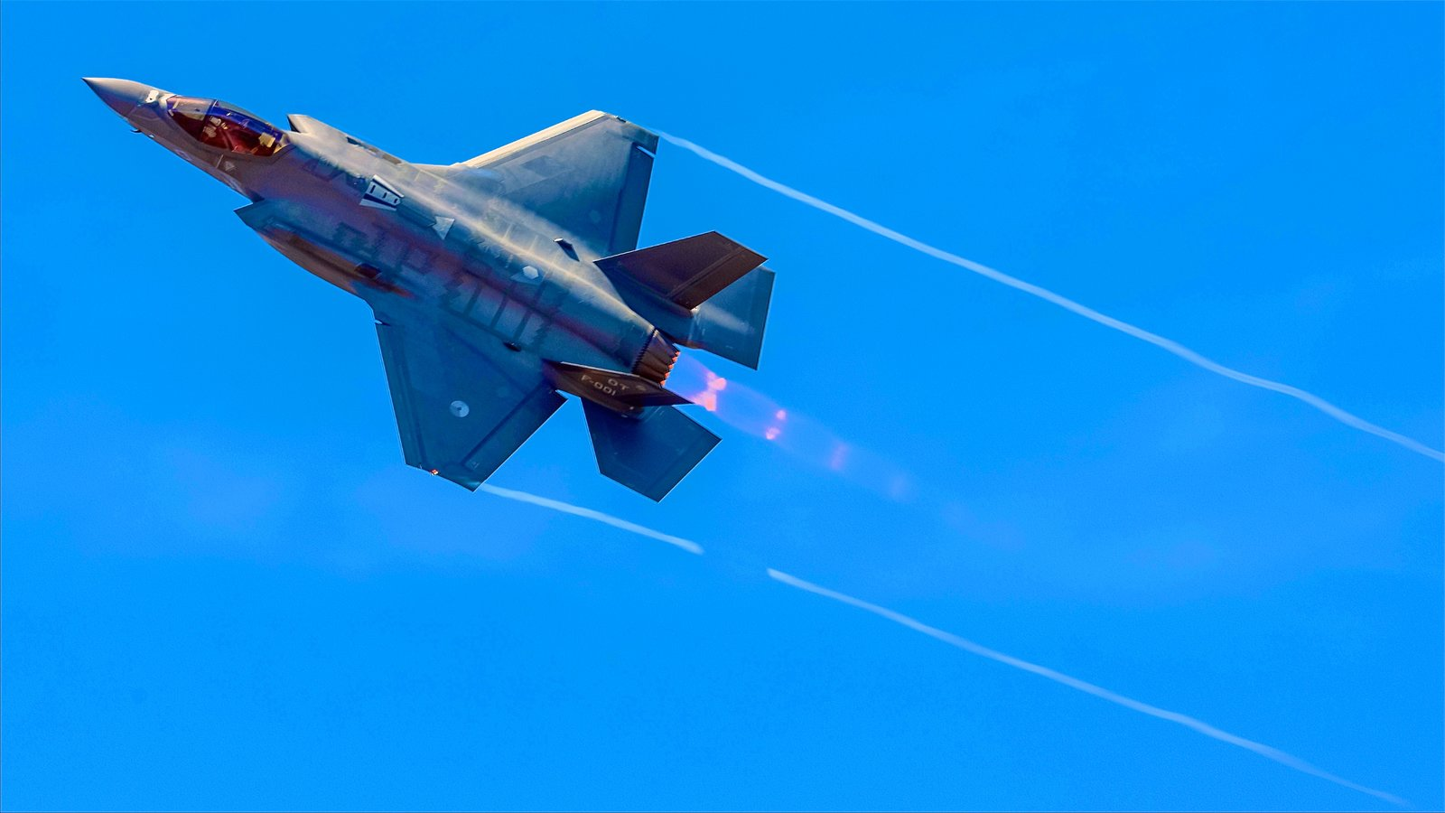 Vale da Morte caracterizando uma aeronave