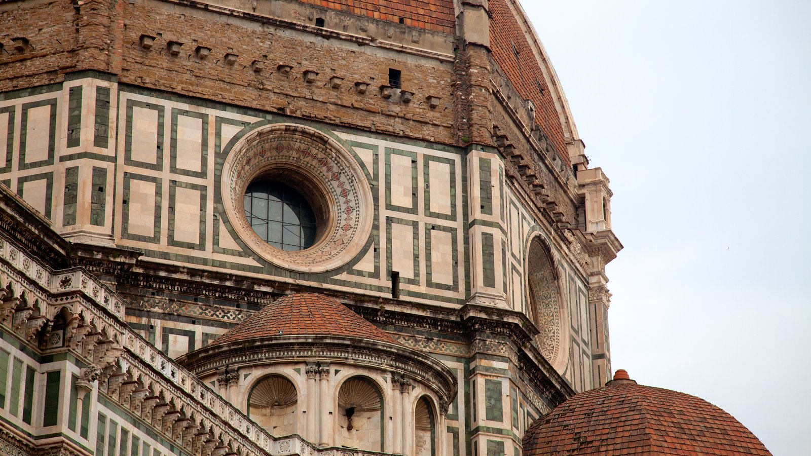 Catedral de Santa Maria del Fiore que inclui uma igreja ou catedral e arquitetura de patrimônio