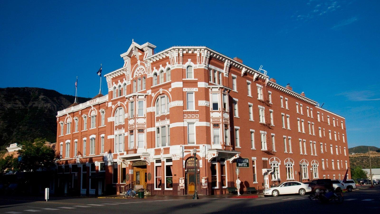 Durango mostrando arquitetura de patrimônio
