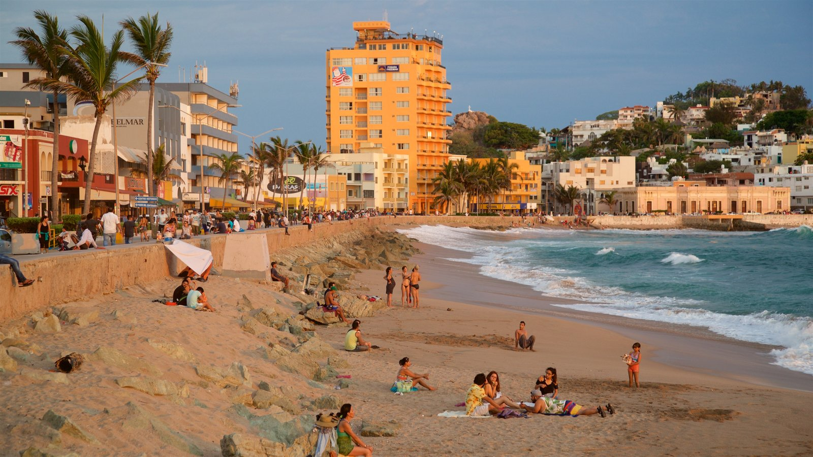 Olas Altas Beach Which Includes General Coastal Views And A