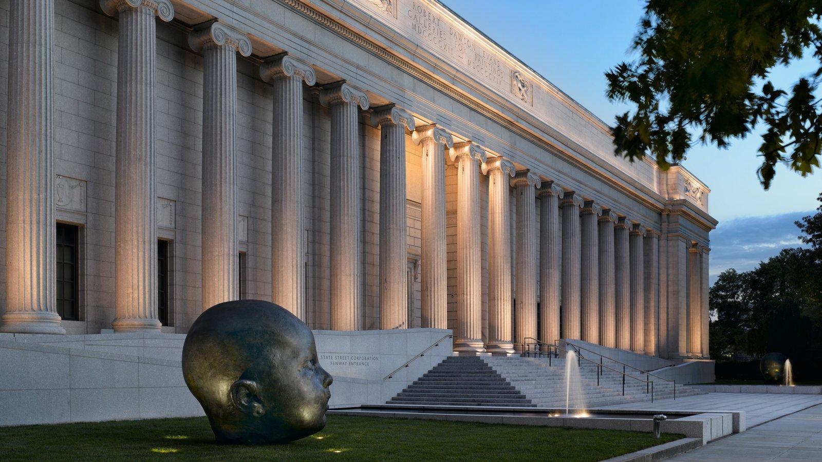 Museo de Bellas Artes de Boston