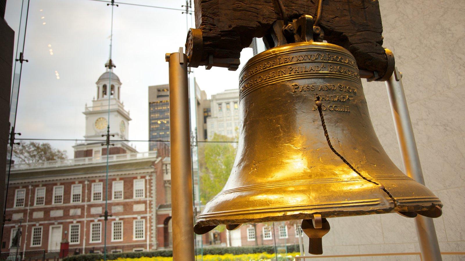 Filadelfia mostrando una ciudad