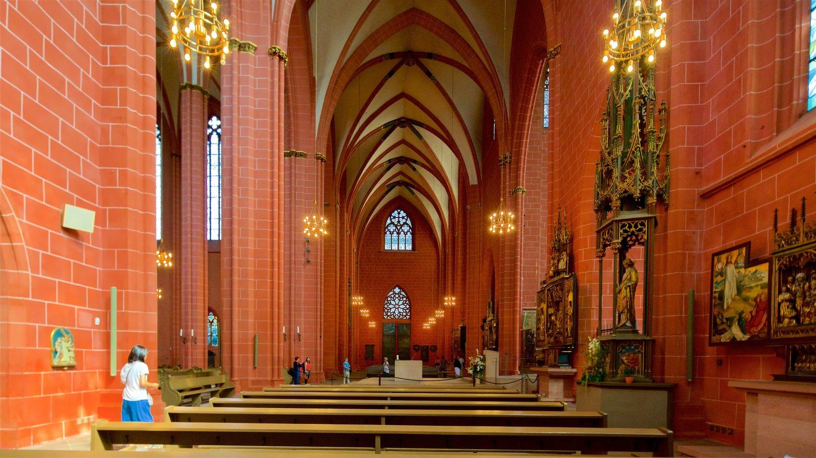 Interior Frankfurt frankfurt cathedral pictures view photos images of frankfurt