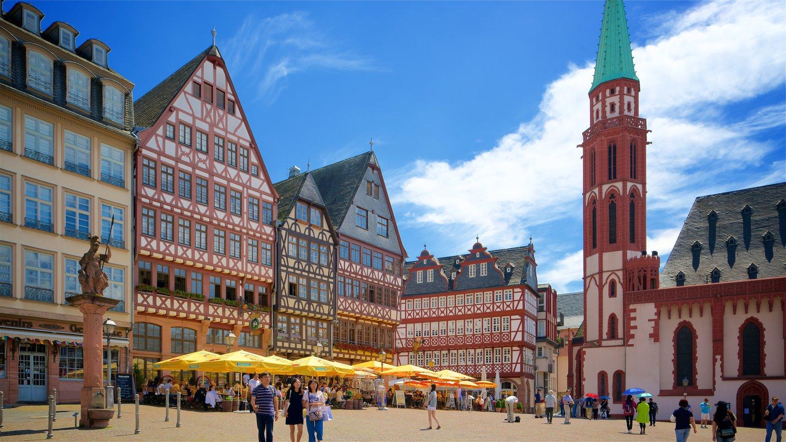 Kết quả hình ảnh cho römerberg plaza