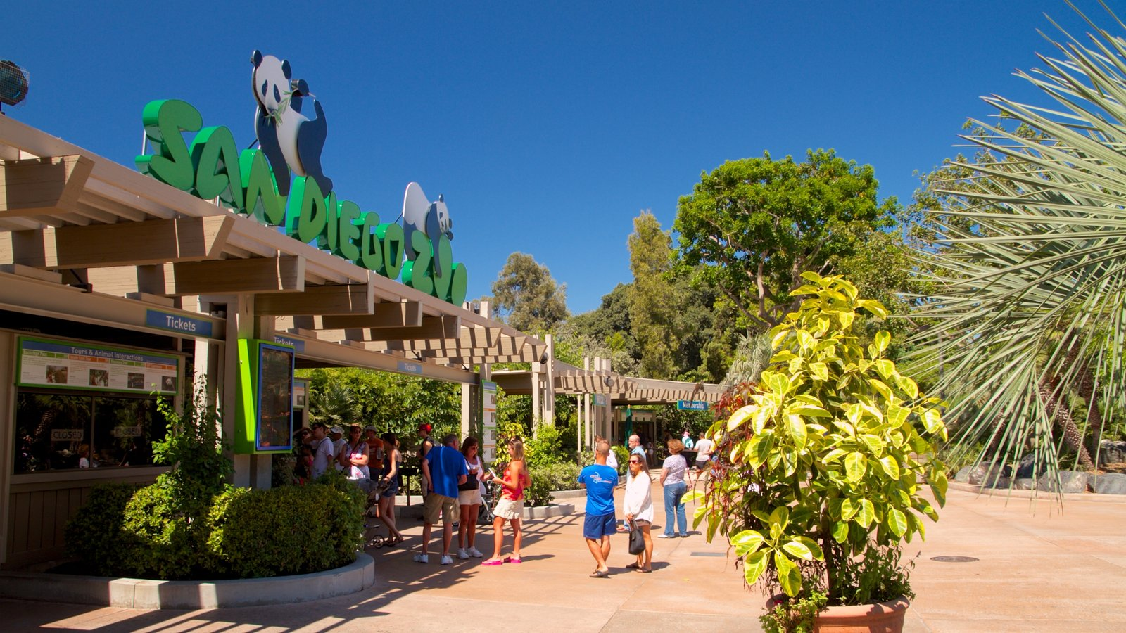 san diego zoo Don't spend time waiting in linebuy  and print tickets online and head straight .