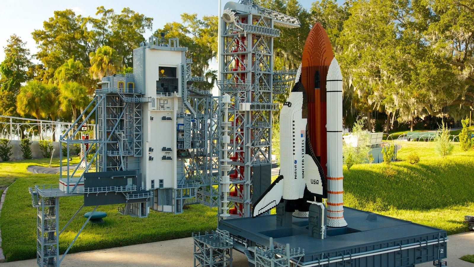 Legoland Florida featuring a park and rides