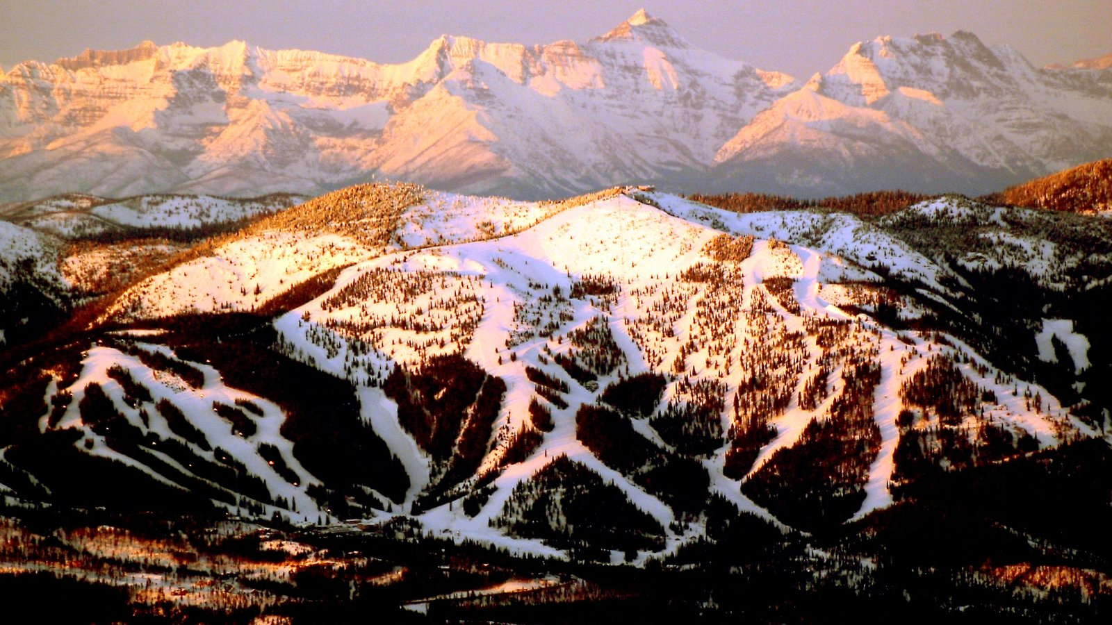 Winter pictures view images of montana for White fish montana