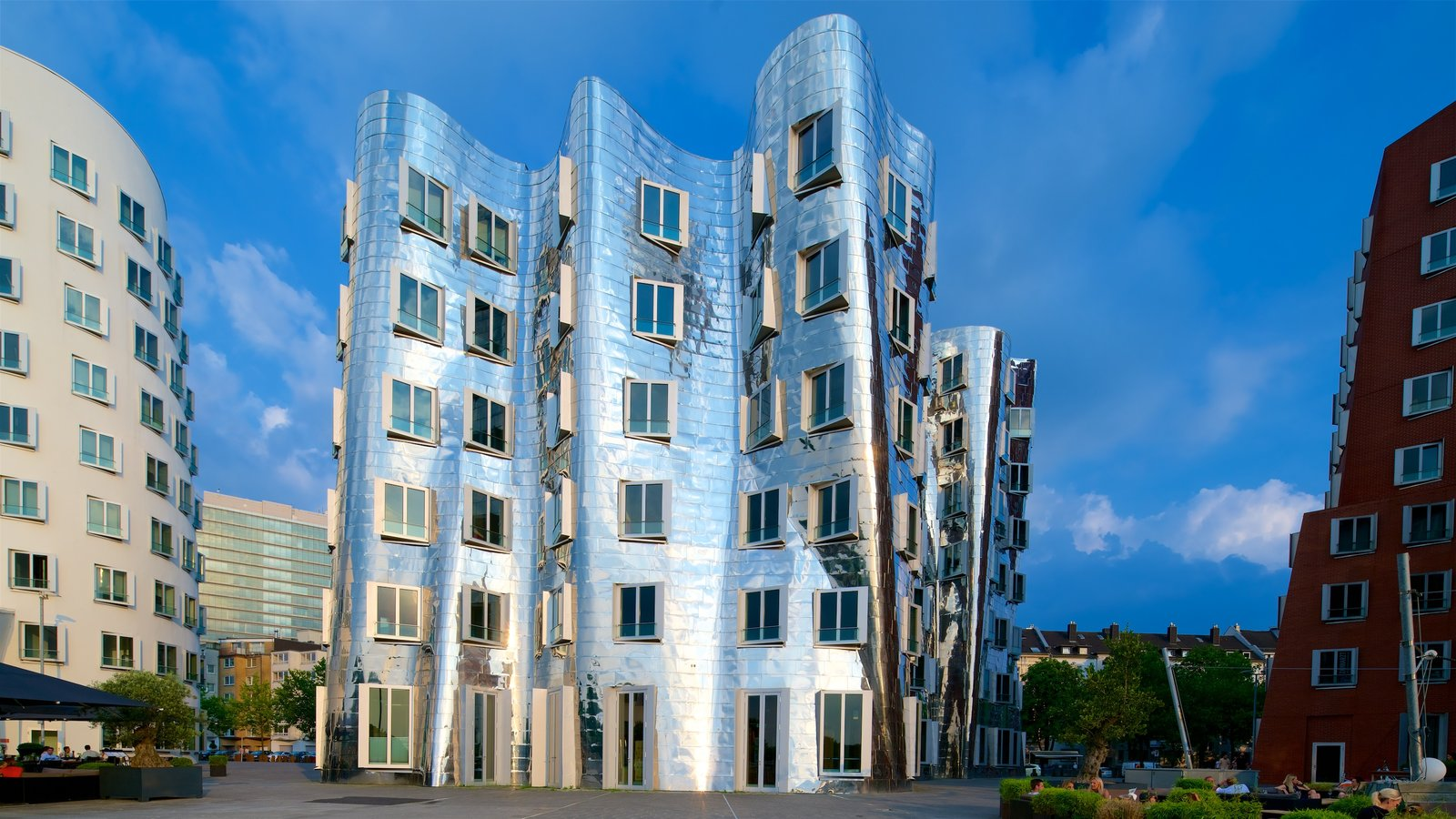 postmodern architecture gehry. Gehry Buildings Postmodern Architecture
