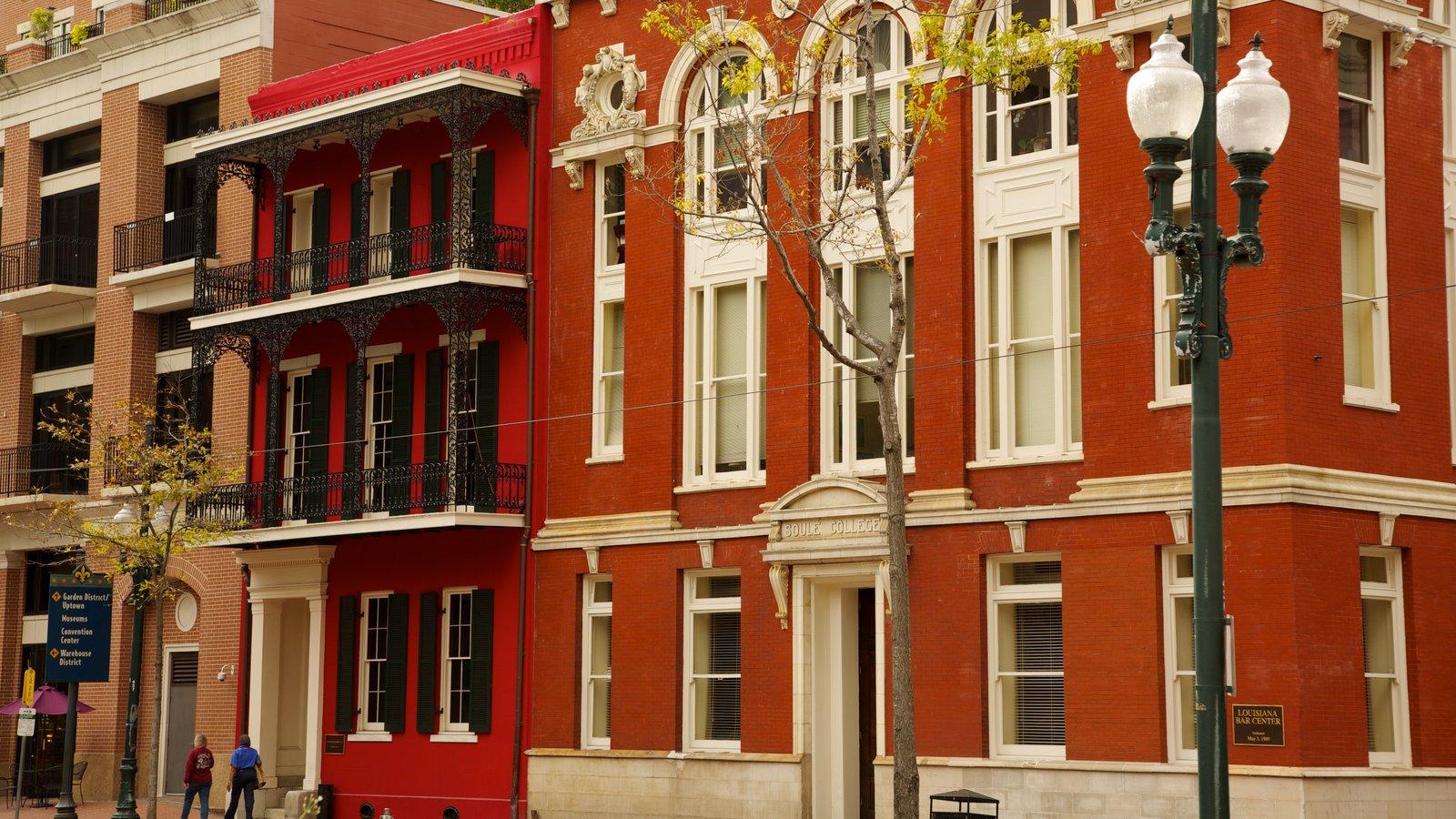 Distrito Warehouse - Centro de convenciones ofreciendo patrimonio de arquitectura, distrito financiero central y una casa